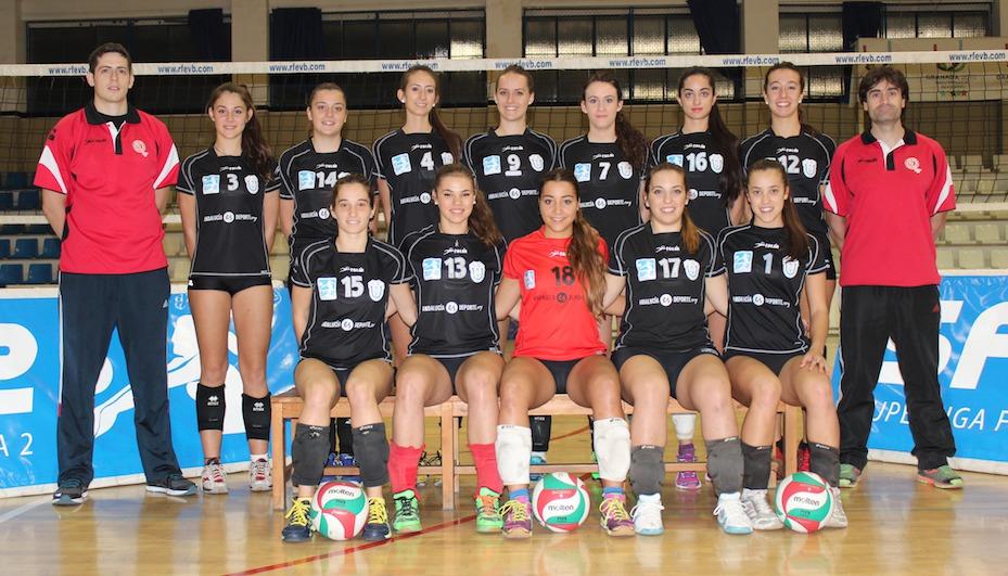 CDU Voleibol Femenino 2014-2015