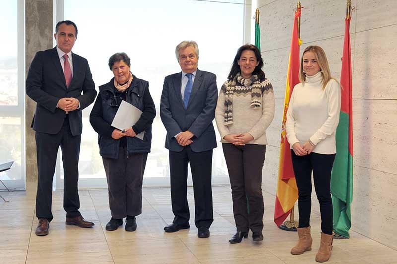 Convenio con el Ayuntamiento Cartuja
