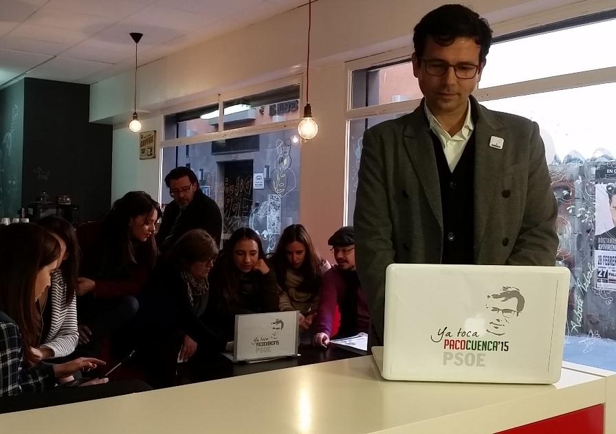 Cuenca presenta su web