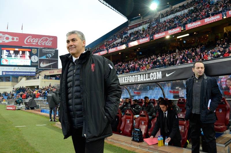 Joseba Aguado Atletico Madrid Granada