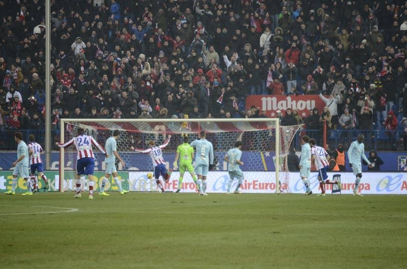 atletico granada penalti gol mandzukic