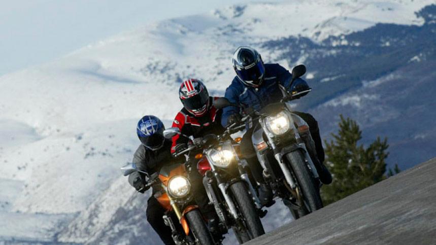 moto-invierno