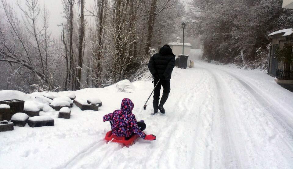 nieve-