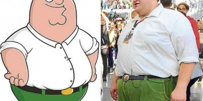 peter griffin real