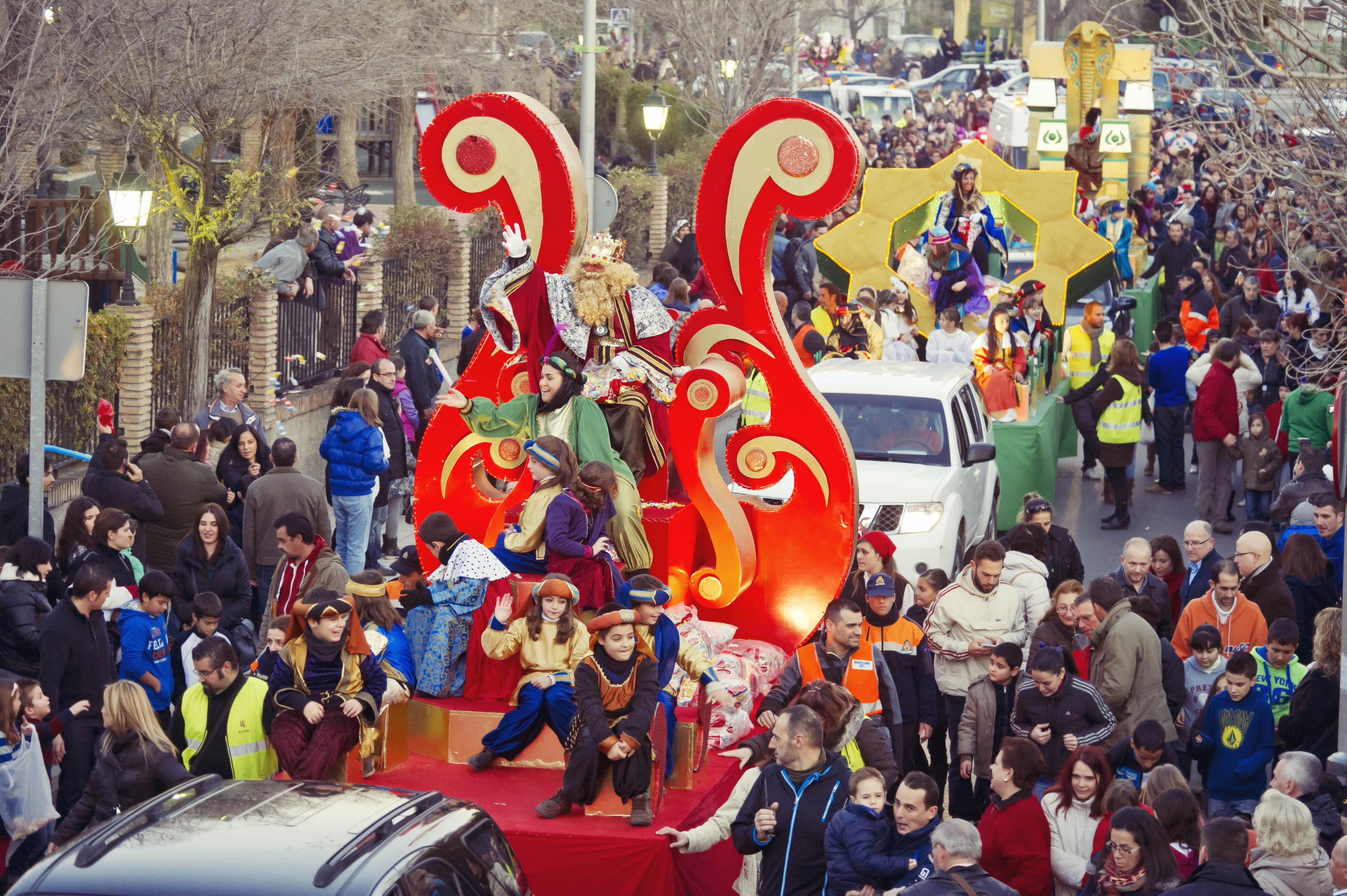 Carrozas De Reyes Magos Fotos.Armilla Celebra Este Lunes Su Gran Cabalgata De Los Reyes Magos