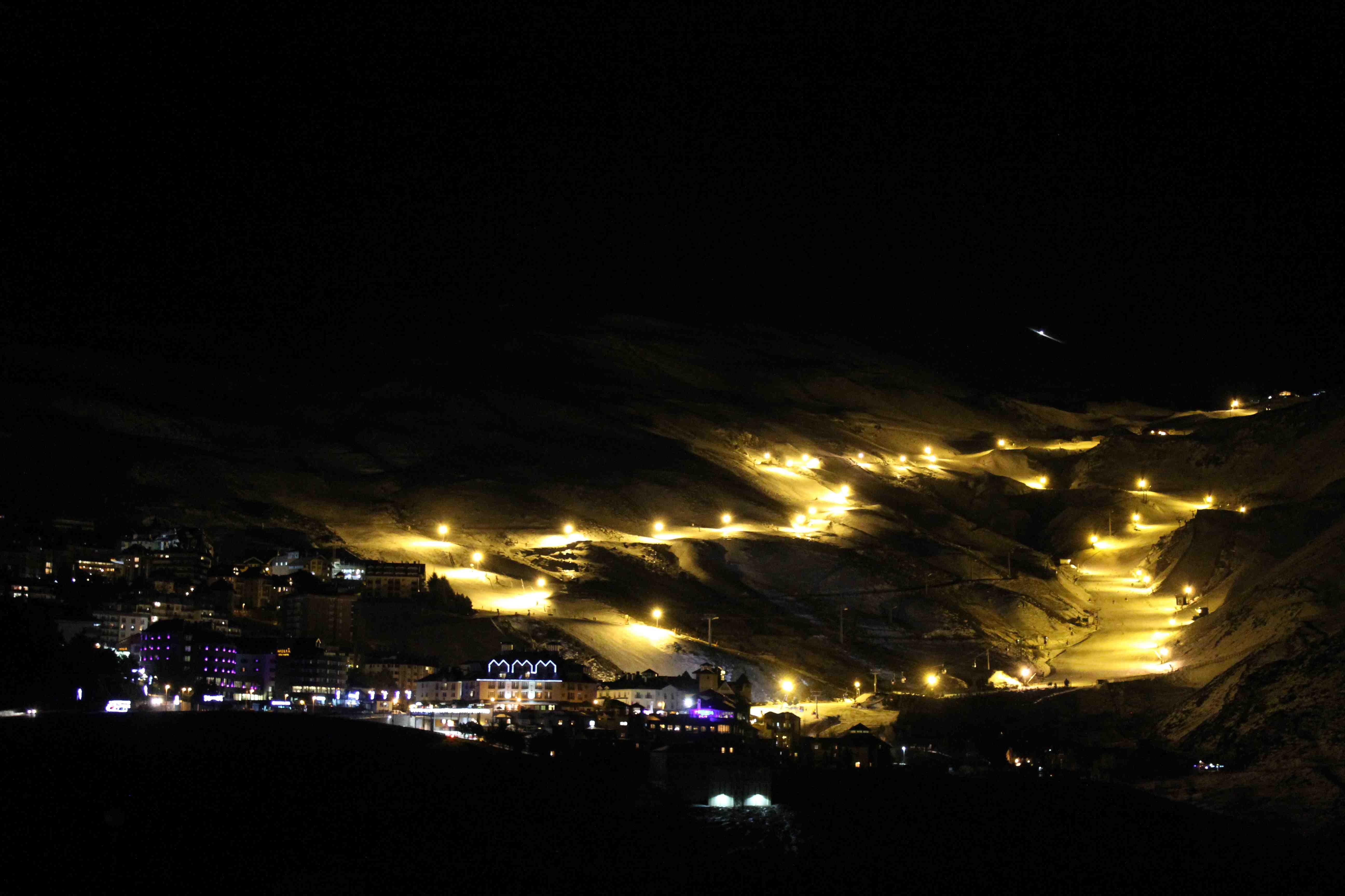 sierra nevada noche
