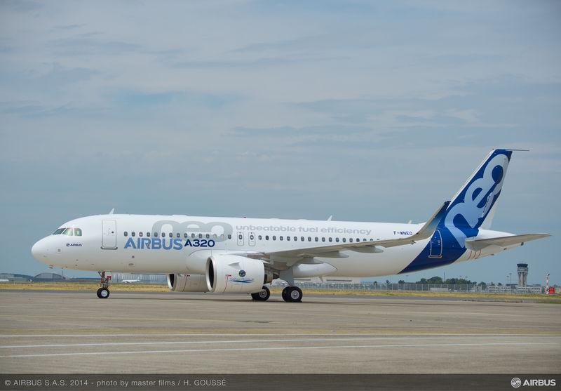 Airbus- A320