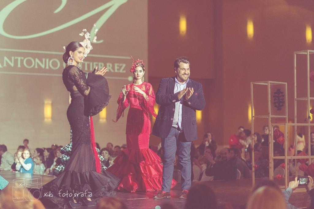 Antonio Gutierrez padrino de la Feria de Moda Granada Flamenca | Xiki Fotografía