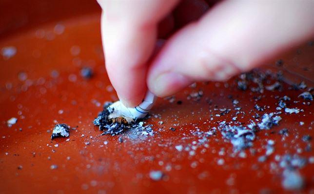 colilla tabaco cigarro
