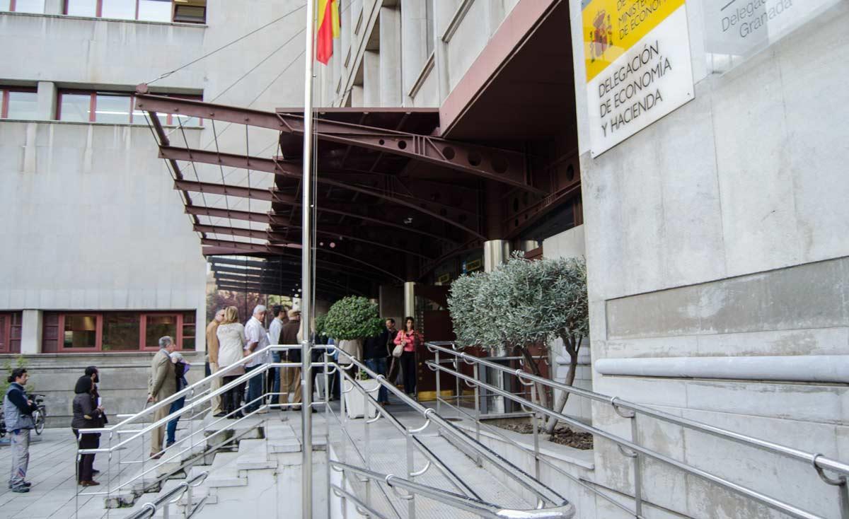 Delegación de Gobierno Hacienda Granada