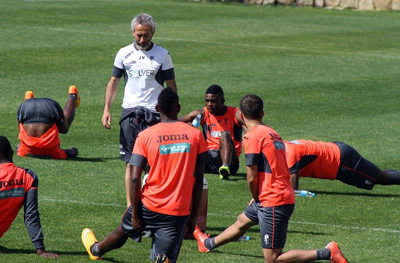Concentración Marbella Granada CF