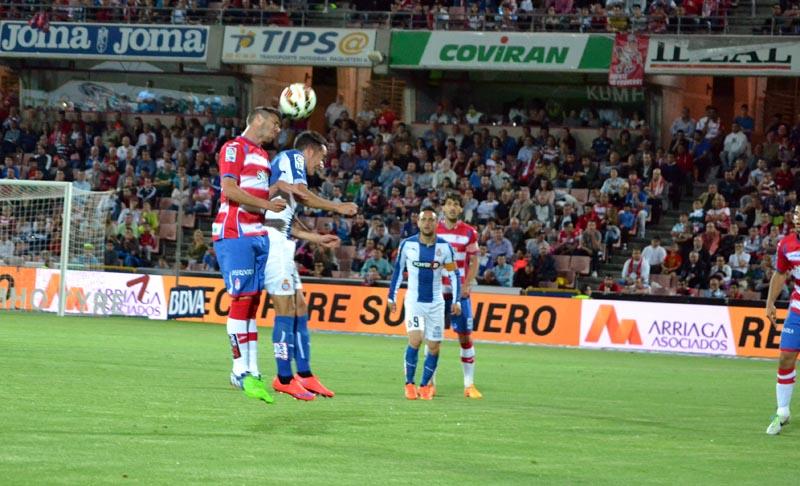 Granada-CF-Espanyol-Ruben-Perez