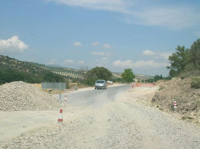 carretera guadahortuna nacional a 323