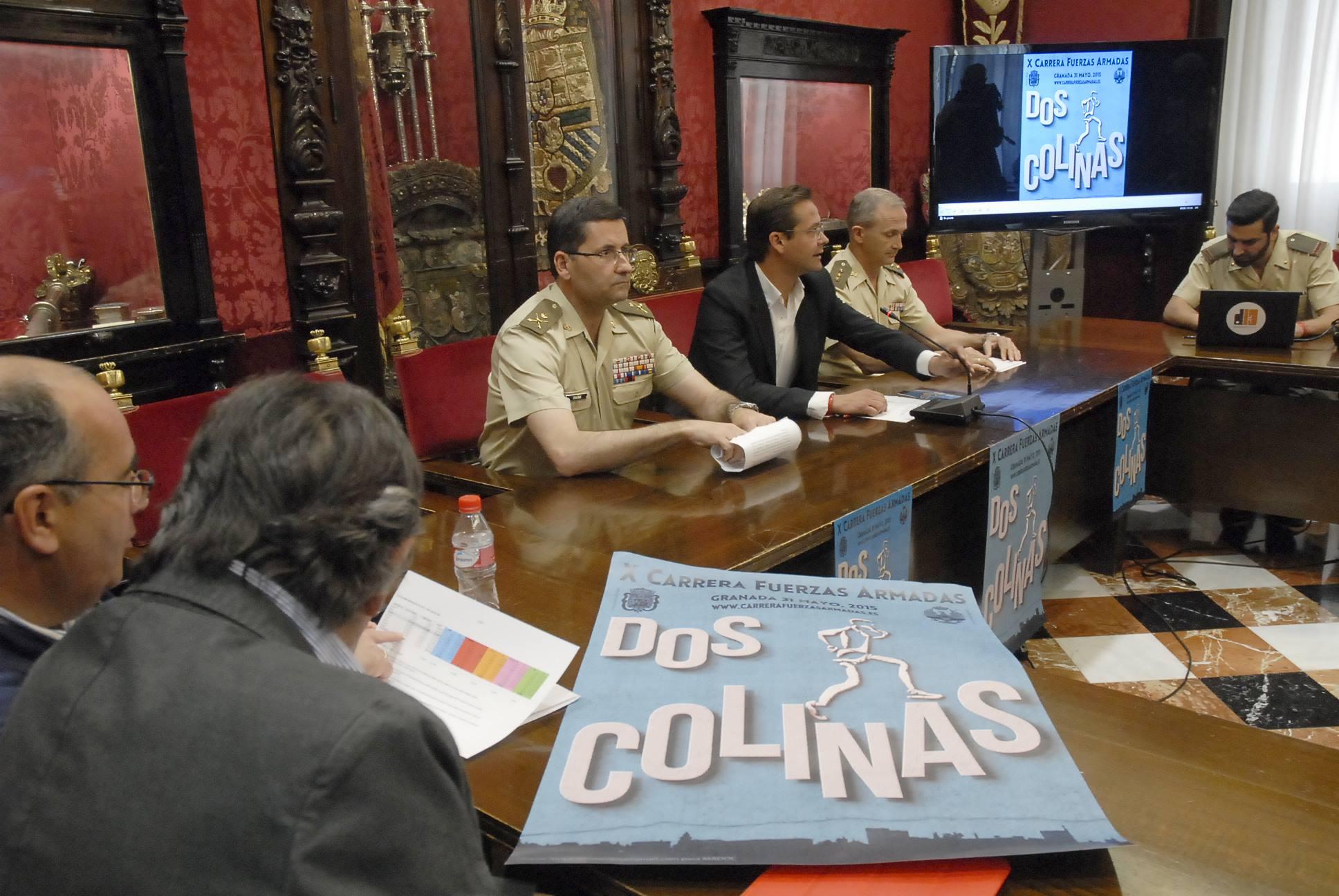 CARRERA DE LAS FUERZAS ARMADAS 2