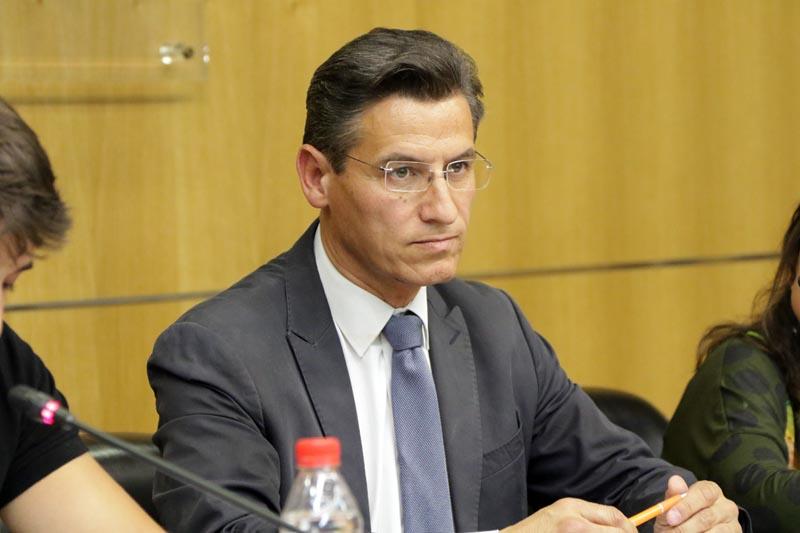 Debate Luis Salvador
