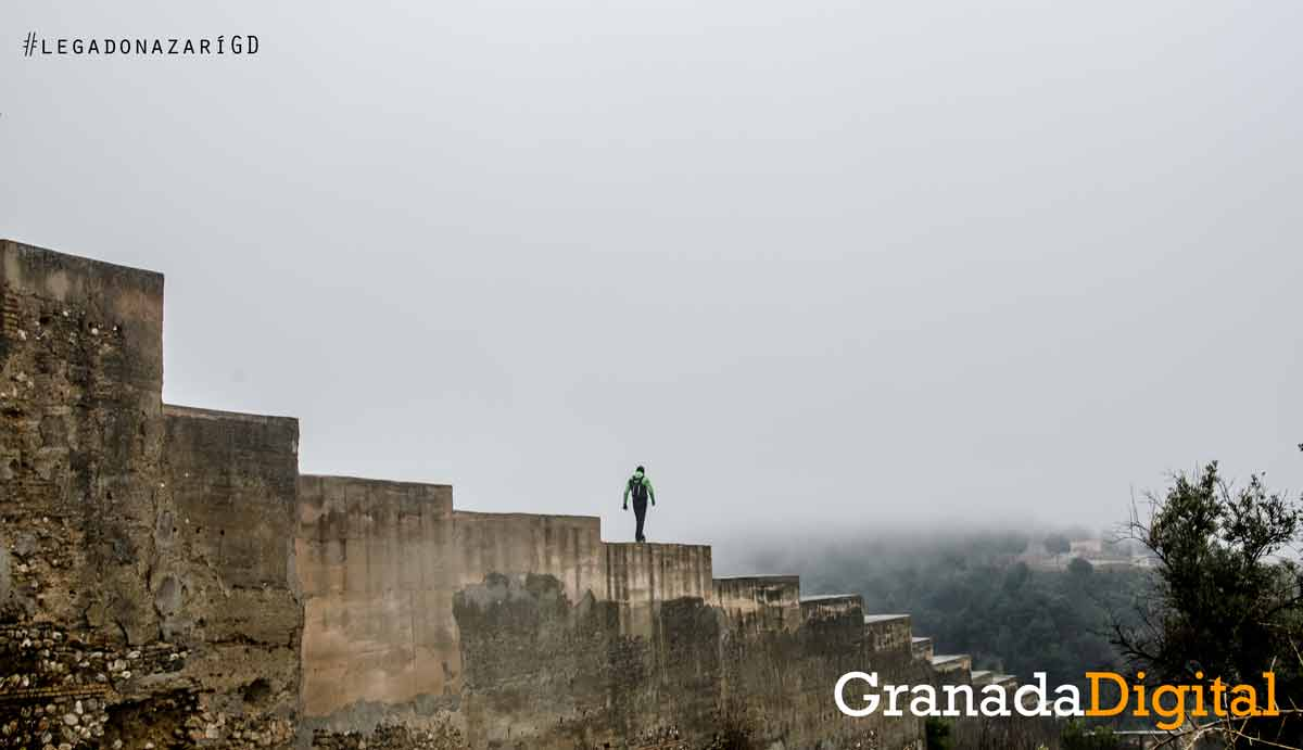 Legado-Nazarí-Muralla