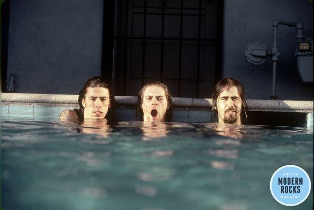 Nirvana portada Nevermind