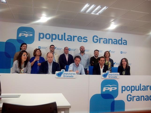 PP campaña