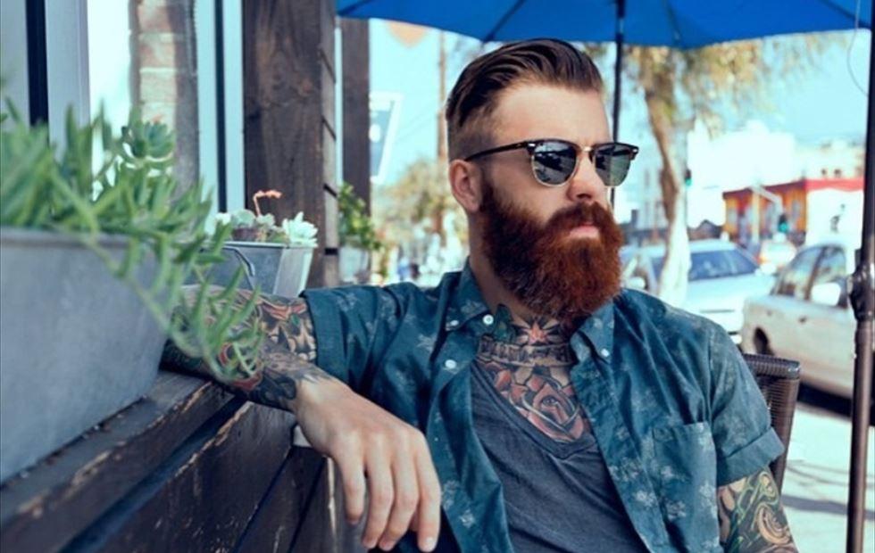 barba barbudo