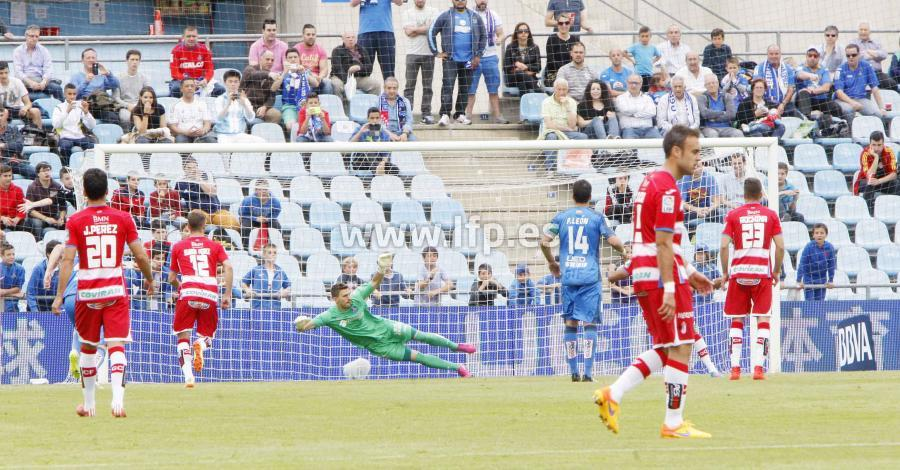 penalti getafe el arabi