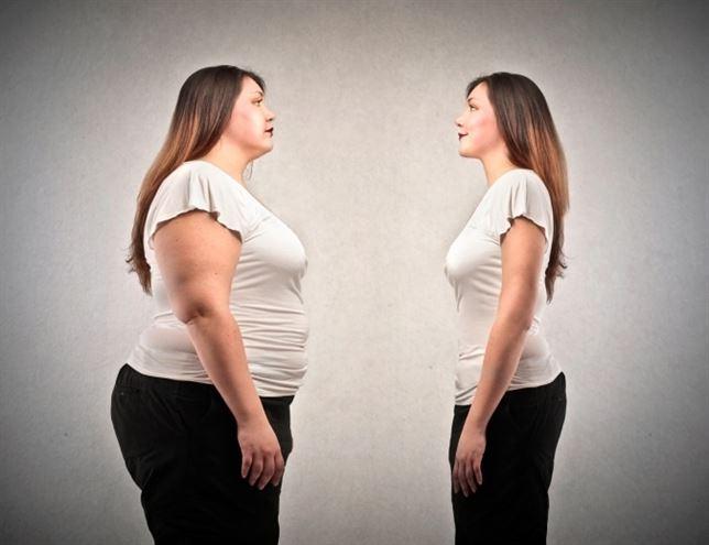 perder peso gorda flaca