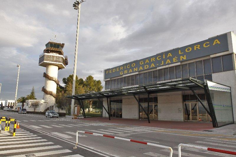 El aeropuerto de Granada