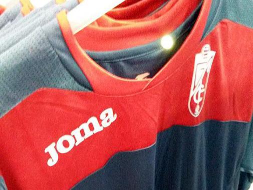 Camiseta entremiento Joma granada CF