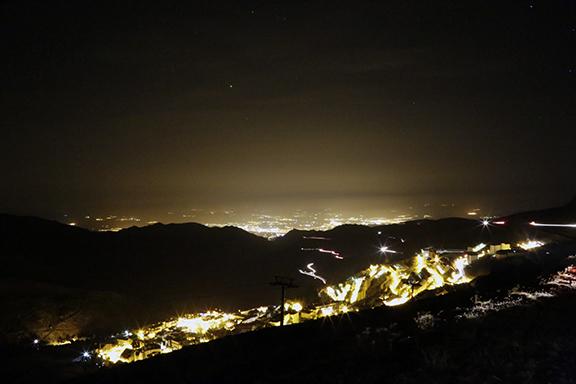 Perseidas Sierra Nevada 2015 3