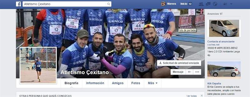 club ateletismo sexitano facebook