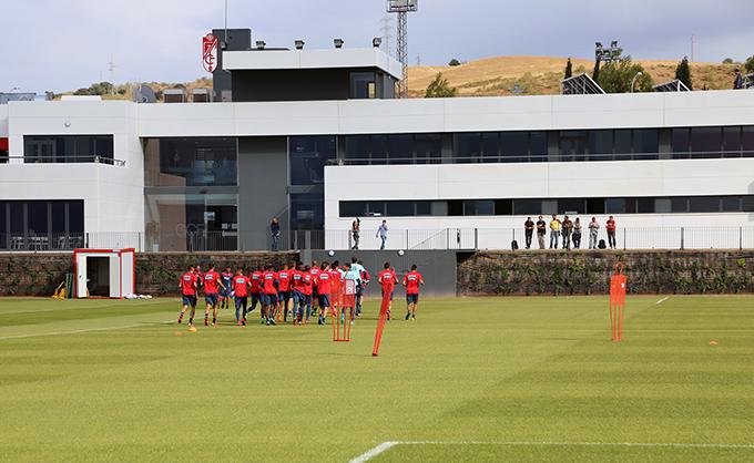 Ciudad Deportiva Granada CF 1