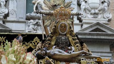 Virgen de las Angustias 2015 70