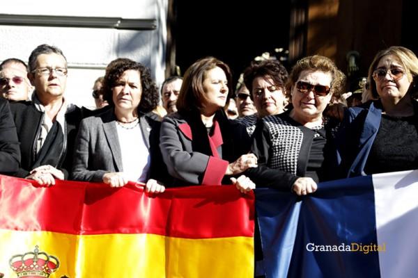 Atentados Francia Maria JOsé Sánchez rubio Pilar Aranda Teresa Jimenes Rosa maria garrido
