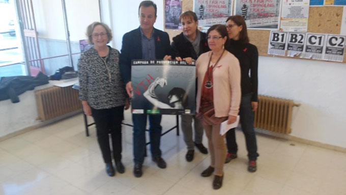Higinio-Almagro-Dia-Mundial-Contra-SIDA-Gabinete