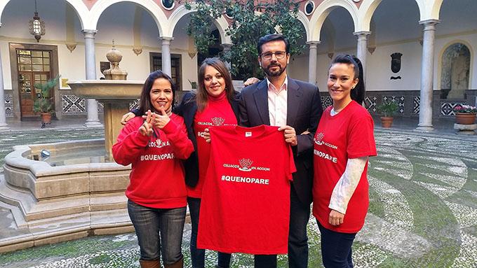 La asociación de celiaco con Cuenca y Jemi Sánchez