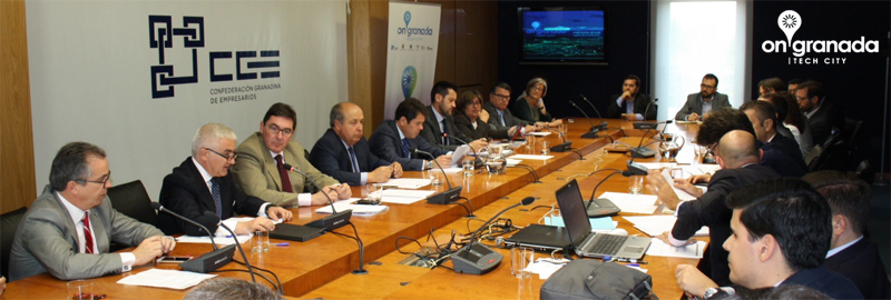 OnGranada sigue cosechando éxitos con la atracción de 10 empresas extranjeras y la generación de más de 650 puestos de trabajo