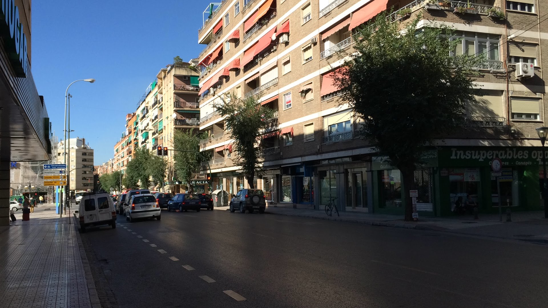 calle arabial