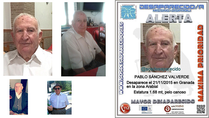 pablo sanchez valverde desaparecido foto collage 2