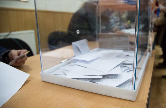 20D Elecciones Generales Urnas Votación Votos -22