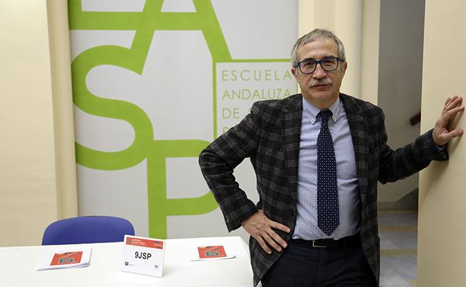 Escuela Andaluza de Salud Publica Joan Carles March 1