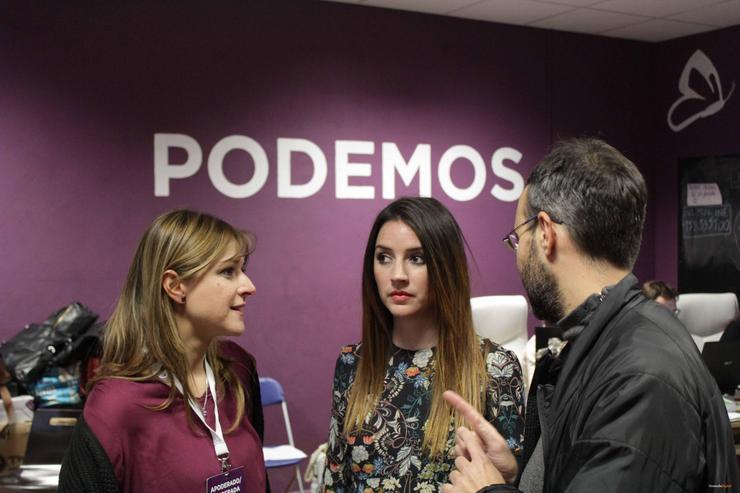Ana Terrón Podemos
