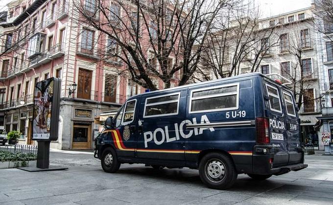 Policía-Granada
