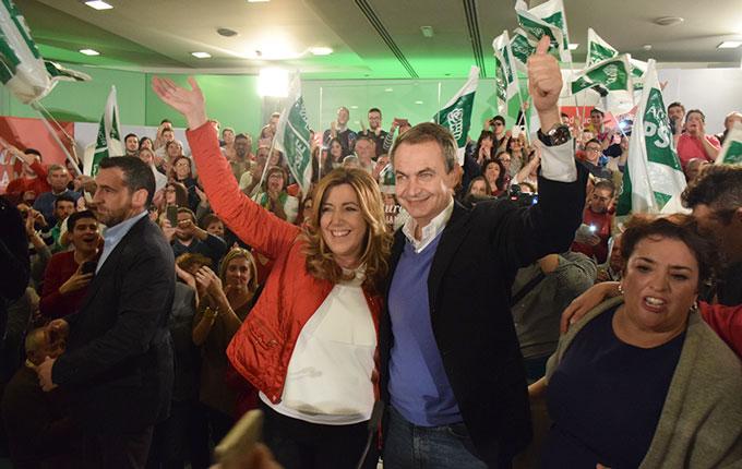 Susana-Diaz-Y-Rodriguez-Zapatero-Mitin-Granada-Elecciones-20D-Gabinete