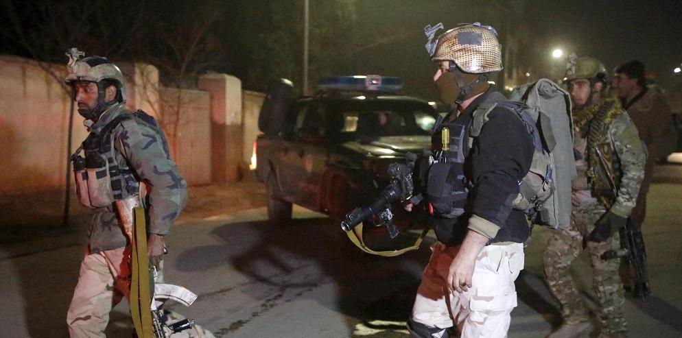 ataque terrorista embajada española kabul