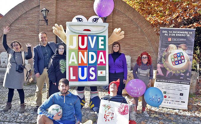 juveandalus 30 aniversario