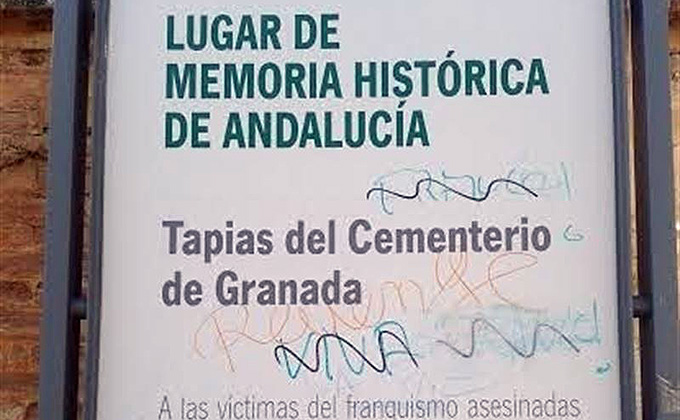carel memoria cementerio granada