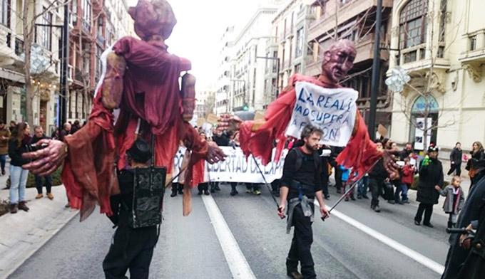 manifestacion-titiriteros-granada