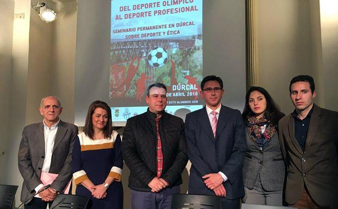 presentacion-seminario-deporte-etica-durcal