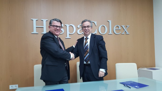 Acuerdo Hispacolex-ETICOM