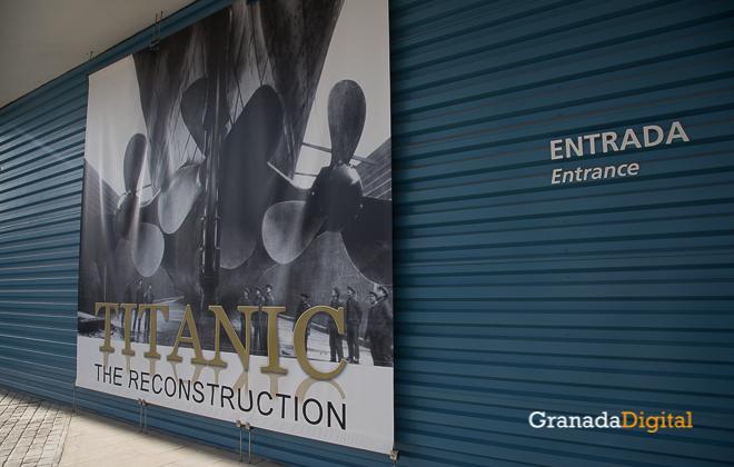 Exposición Titanic Parque de las Ciencias -1