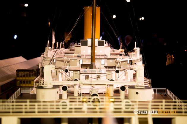 Exposición Titanic Parque de las Ciencias -10